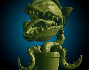 3D print model Man Eating Plant