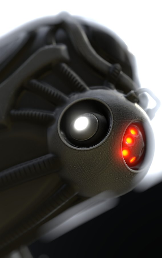 Intergalactic Spaceship AI-Modul