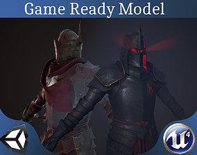 3D model Chaos armors