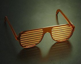 3D print model DIY Glasses
