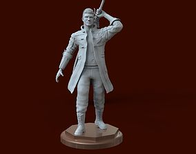 3D printable model Devil May Cry character Nero