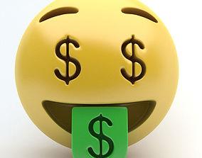EMOJI MONEY 3D asset