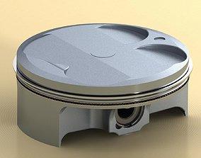 Piston KXF 250 3D