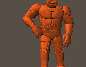 The THING 1968 cartoons 3D printable model