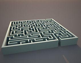 Square Maze 3D