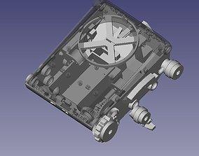 3D printed Tank