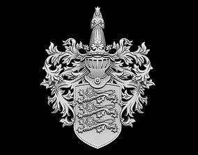 Tallinn coat of arms 3D print model