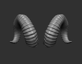 sculptures Horns printable