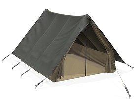 camping tent 3D PBR