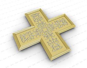 3D model Cross various