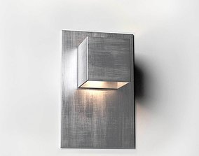3D Carre Wall Lamp