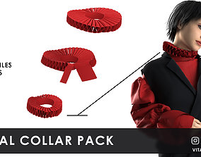 Royal collar pack 3D