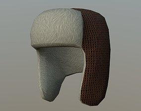 Ushanka 3D model
