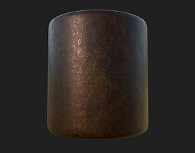 Rough Leather PBR Texture dirty 3D model