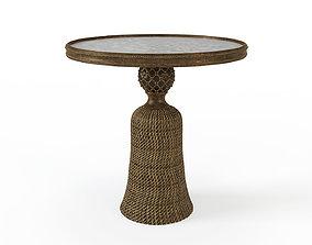 3D model Eichholtz Side Table Fiocchi L