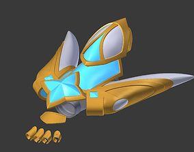 Star Guardian Ezreal Gauntlet League of legends 3D 1