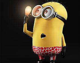 Minion Despicable Me 3D model