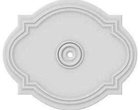 ceiling 3D Ceiling Medallion