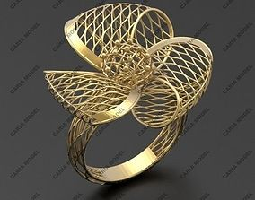 Ultra vision Ring STL 3d model for 3d printing 0037