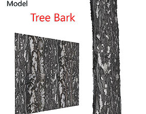 Ultra realistic Tree Bark Scan 16k HD 3D model