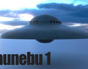 3D model Haunebu 1