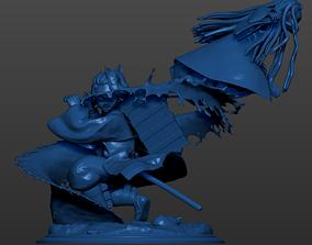 3D printable model Daemon Slayer - Tanjiro and Nezuko