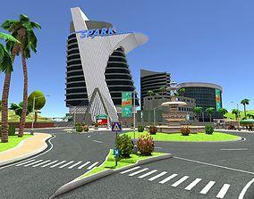 New City 2019 3D model