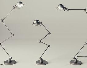 Jielde lamp 3D model