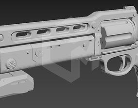 Lunas Howl - Destiny 2 3D print model
