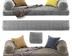 3D Seat pillow set 2