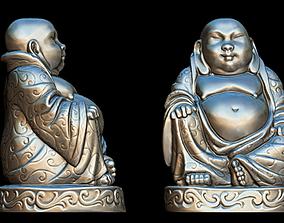 sculptures Buda Statue 3D printable model