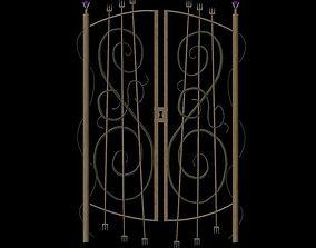 3D asset vrAtlantis Gate