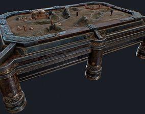 3D asset War Table