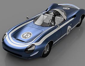JAGUAR XJ13 3D print model car