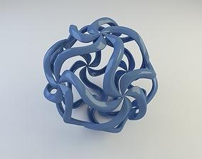 3D model exterior Modern Sculpture
