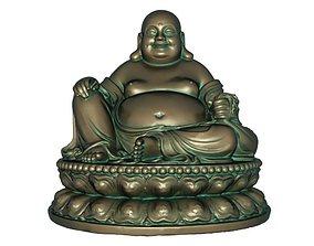 Maitreya 3D print model 3D asset