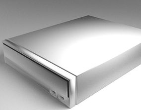 3D model Computer DVD-Rom Player