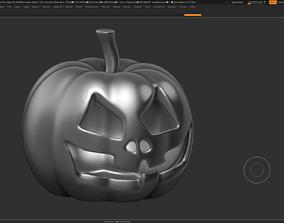 3D print model other halloween pumpkin