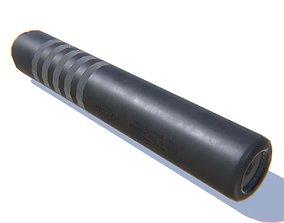 3D model Tactical Silencer 5-56x45