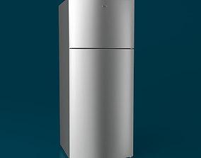 Whirlpool Top Freezer Refrigerator 3D