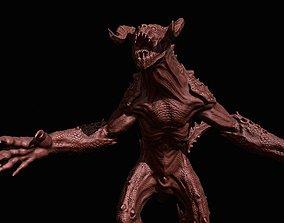 3D print model Death claw