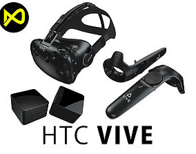 3D HTC Vive Set 1