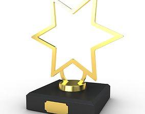 stanley Trophy 3D model