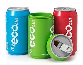 Eco can 3d file