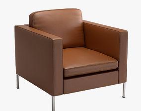 3D model La Cividina Anytime Armchair armchair