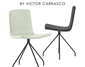 Klip chair 3D asset