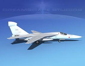 3D General Dynamics EF-111 Raven V02 USAF