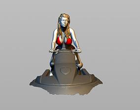 Jet Model Girl