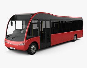 3D Optare Solo Bus 2007