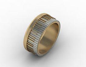 piano ring 3D printable model
